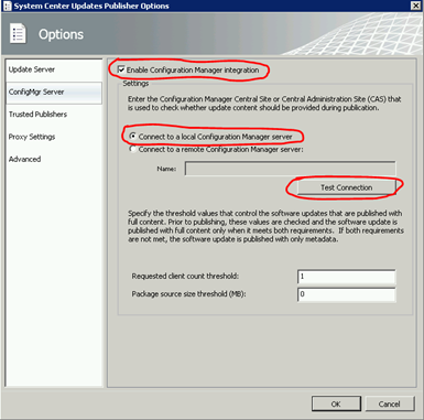 how to open sccm 2012 console